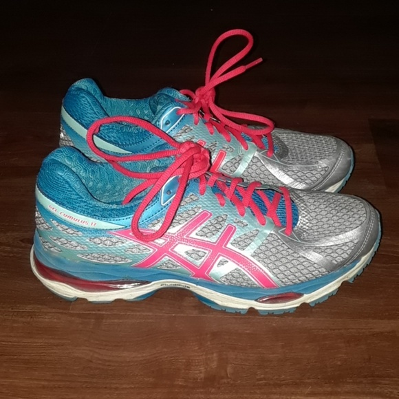 ASICS GEL Cumulus 17 Running Shoes Womens Size 9 for sale